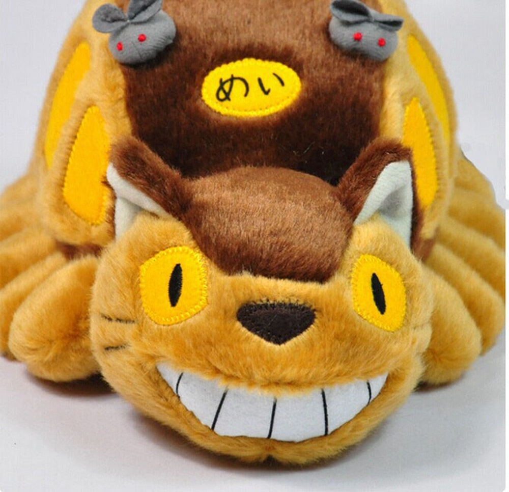 Animation Bus Totoro Doll Stuffed Toys