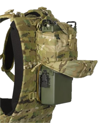 Instant-Access PRC-117G (Golf) Radio Pouch – High Ground Gear