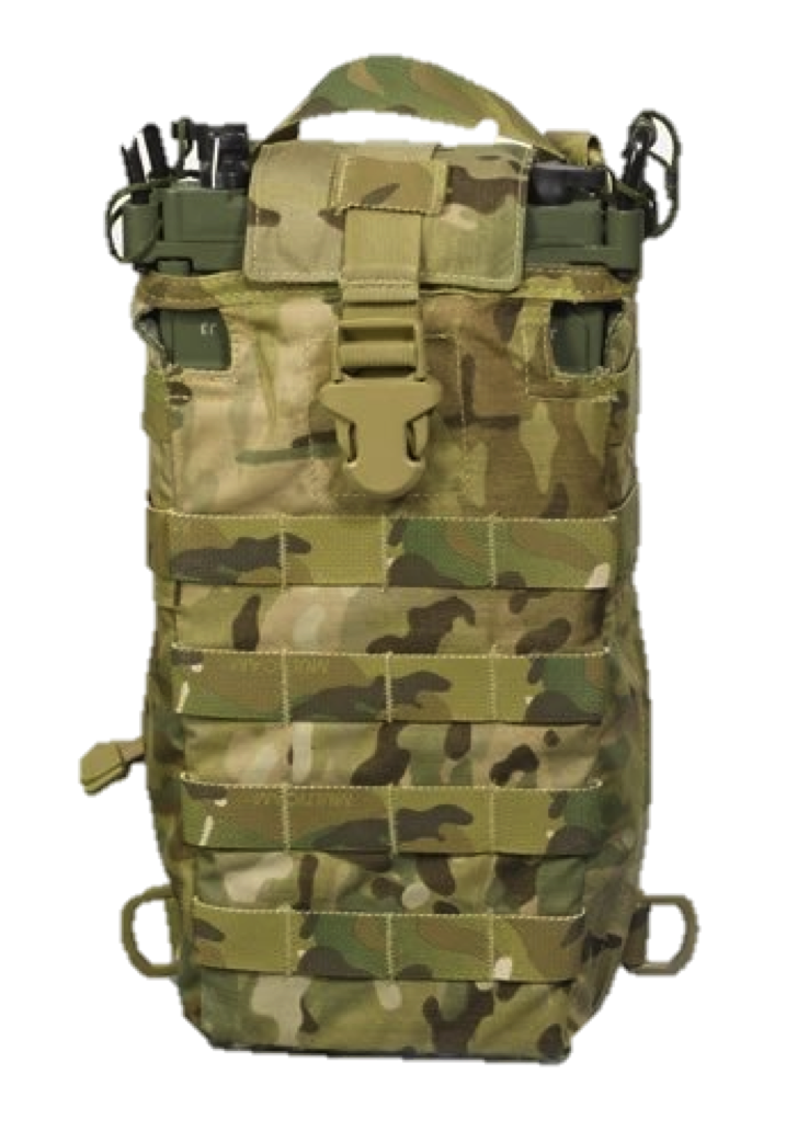 Instant-Access PRC-117G (Golf) Radio Pouch