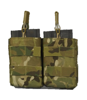 7.62 Side-by-Side Mag Pouch, Double Short