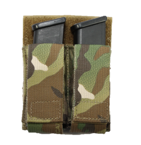 Double Pistol Pouch (Holds 2)