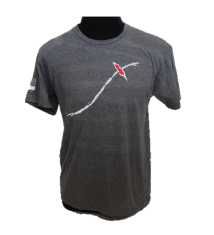 Original HG T-Shirt, Gray Tri-Blend