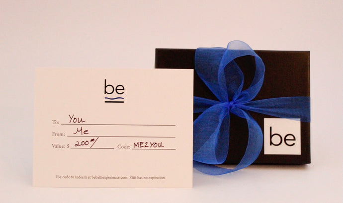 gift certificates - home delivery
