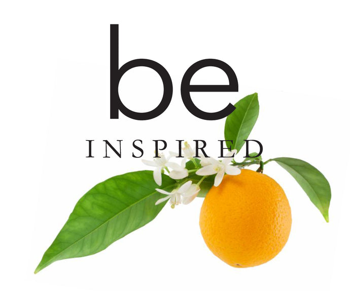 be inspired (inspiring bath experience - bath oil)