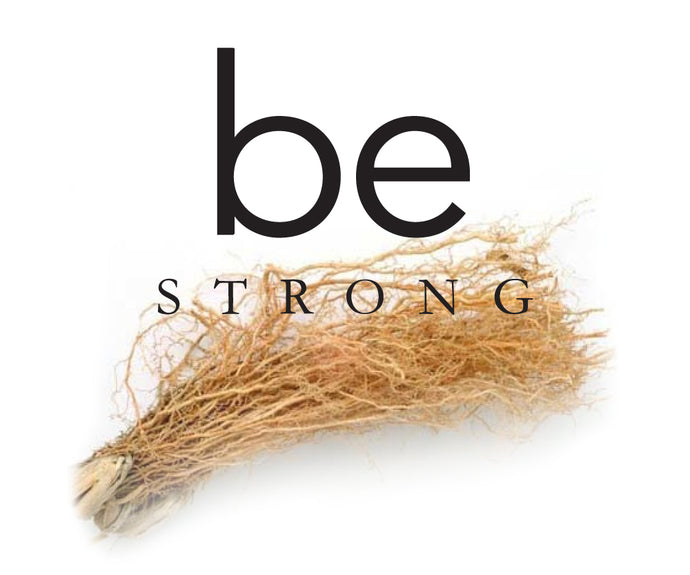 be strong (strengthening bath experience - bath salt)