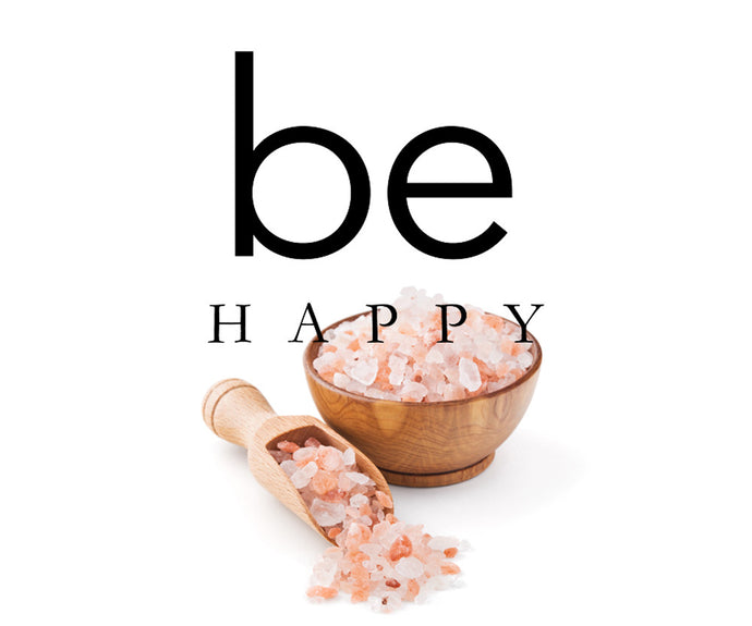 be happy (uplifting bath experience - bath salt)