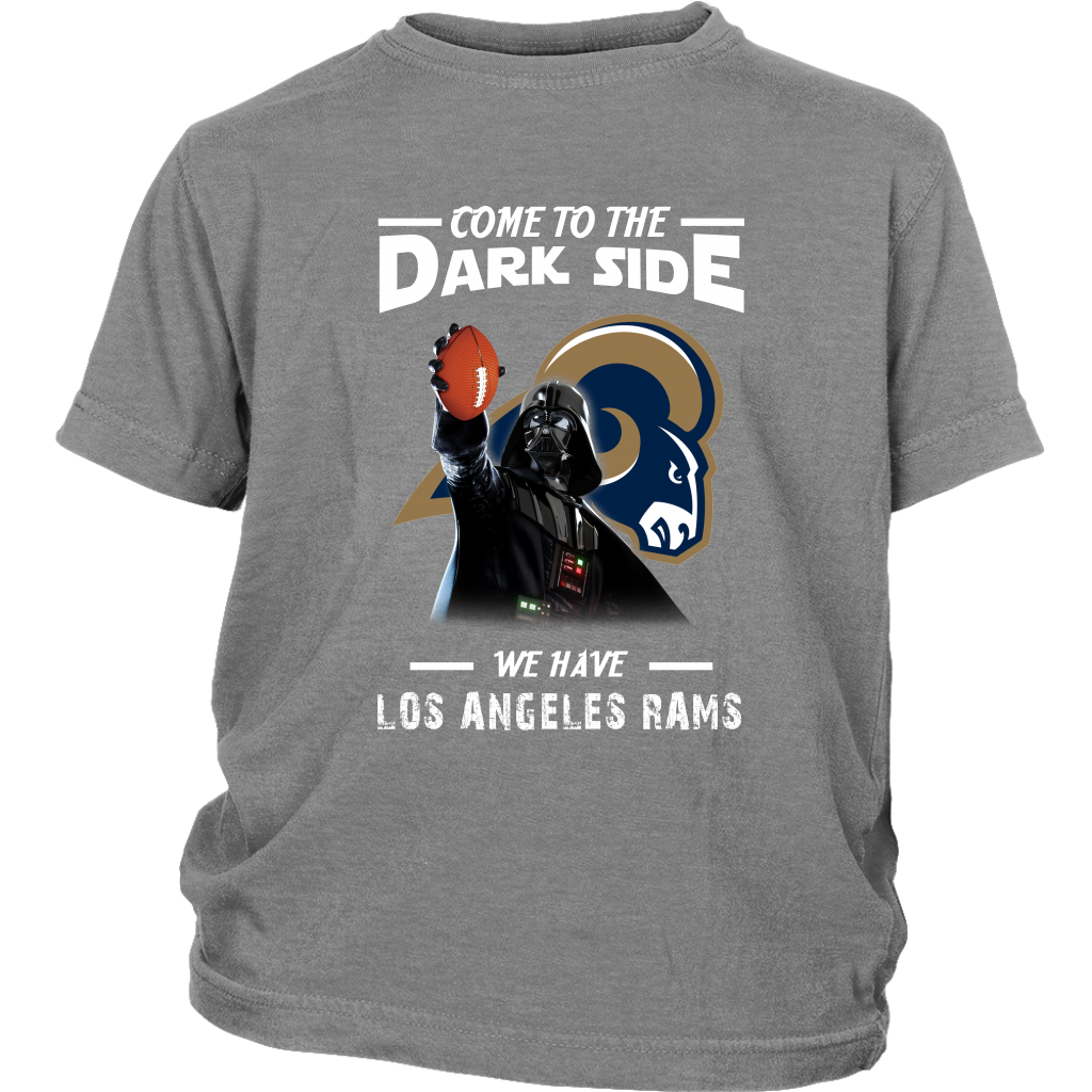 00d723c5 Come To The Dark Side We Have Los Angeles Rams Shirts -