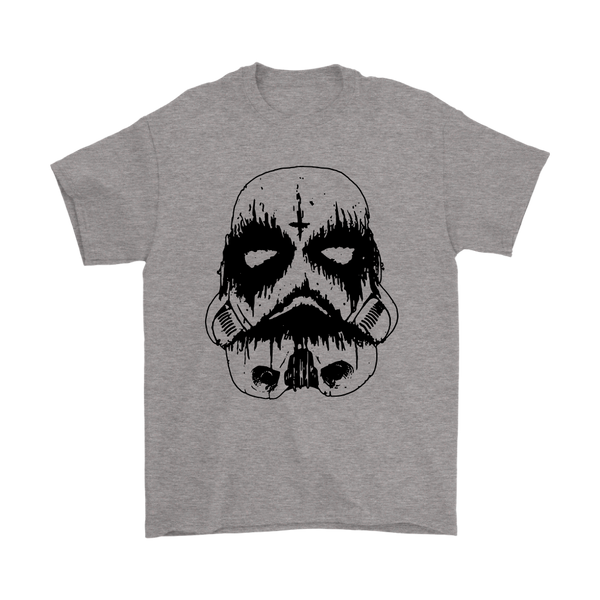 Death Troopers Star Wars Shirts-T-shirt-Gildan Mens T-Shirt-Sport Grey-S-Itees Global