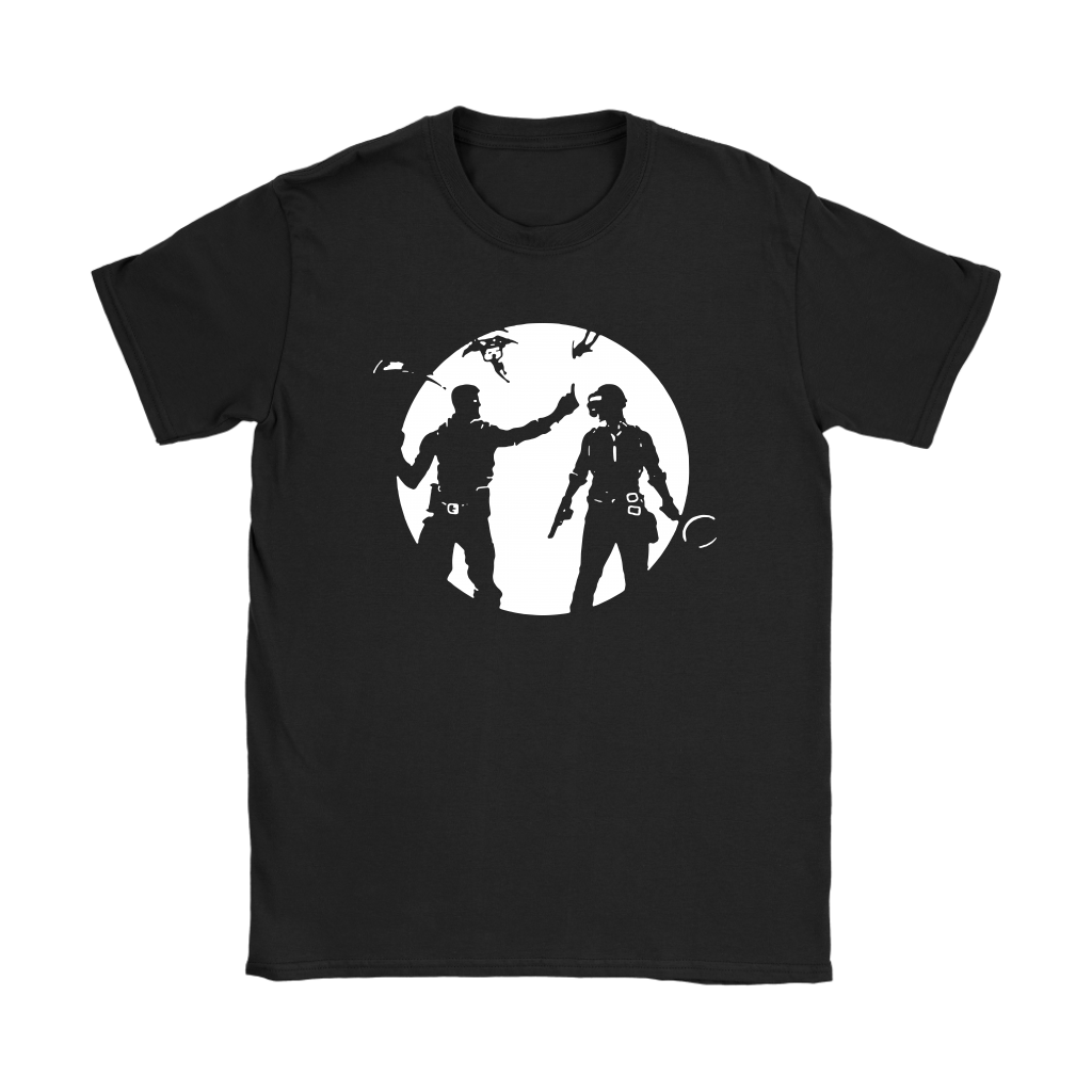 49c35556 Fortnite - I'm Addicted To Playing This Game Shirts Women - Alottee