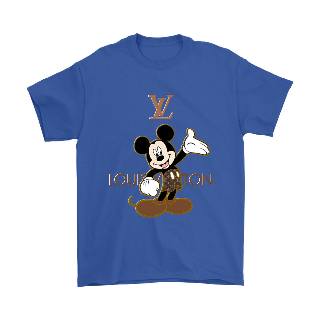 Mickey Mouse Louis Vuitton Shirts