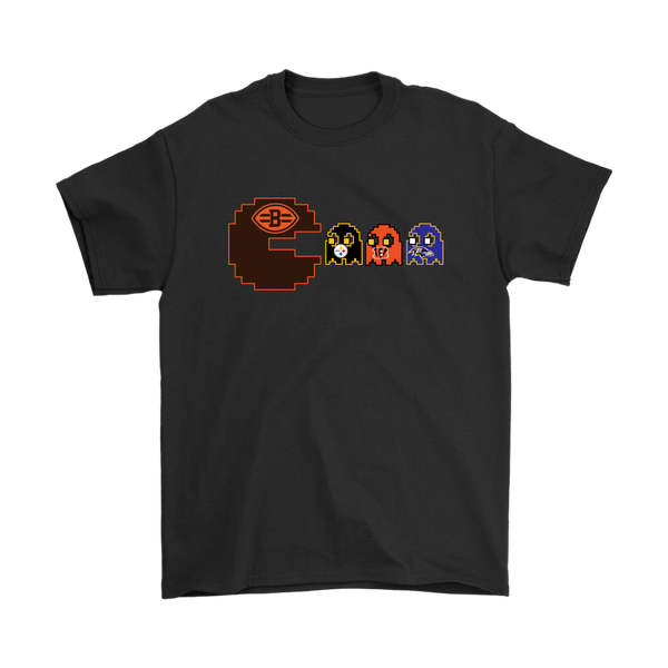 NFL - American Football Cleveland Browns Pacman Shirts 459537bfc