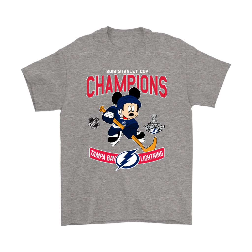 68177139a NHL – Tampa Bay Lightning 2018 Stanley Cup Mickey Shirts – Itees Global