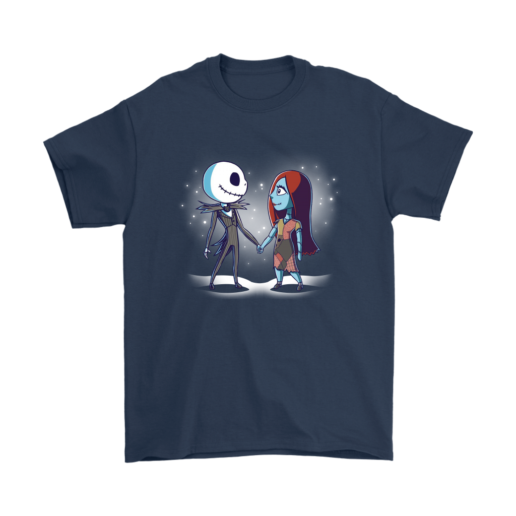 Snowmates Jack Sally Disney The Nightmare Before Christmas Shirts ...