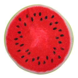 3D Fruit Style Cotton Kids Meditation Cushion