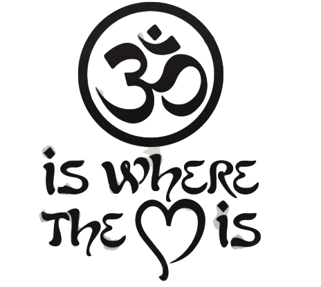 Om Vinyl Wall Art Decal