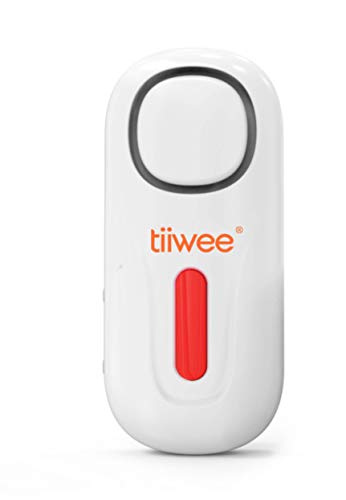 tiiwee A1 Alarm Siren for the Tiiwee Home Alarm System - For Indoors Use - Wireless - Home Security
