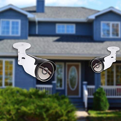 tiiwee Dummy Security Camera - Deters Burglars