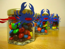 24 DIY Favour Jars with Crab Tag (1.5 oz)