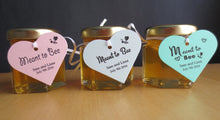 24 Honey Favours with Meant-to-Bee Tags (1.5 oz)