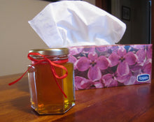 12 Honey Favours with Ribbon and Gift Tag (3.75 oz)