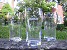 Engraved Beer Glasses for your Wedding Party