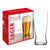 SET 2 CRAFT BEER GLASSES LAGER SPIEGELAU