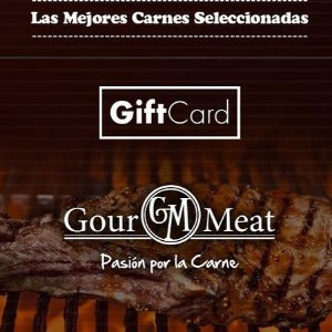 Gift Card GOURMEAT