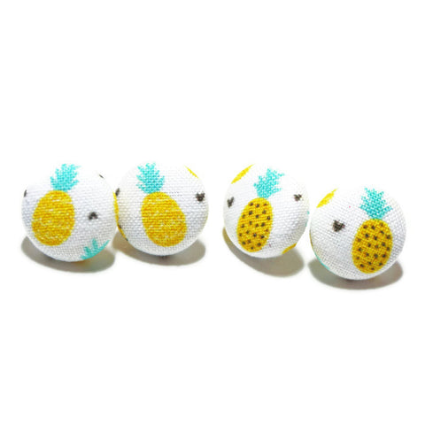 Pineapple Nickel-Free Earrings