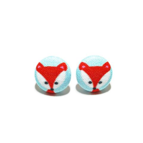 Sly as a Fox Nickel-Free Earrings