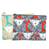 Lion Zipper Pouch