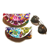 Rainbow Butterfly Sunglasses Case