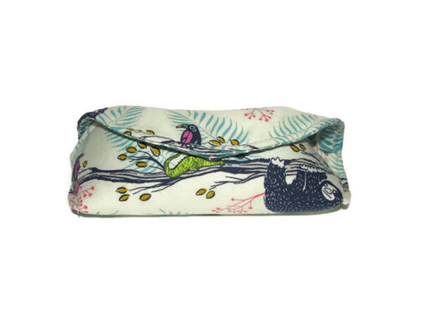Blue Sloth Sunglasses Case