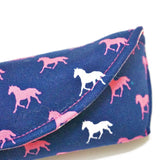 Derby Horse Sunglasses Case