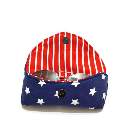 Stars & Stripes Sunglasses Case