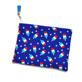 Rocket Pop Zipper Pouch
