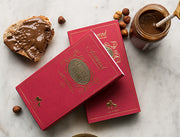 SPCIAL DUO - Precious Donkey Milk Swiss Chocolate Bar + Donkey Milk Hazelnut cocoa spread - Pasta Gianduja (Palm oil free)