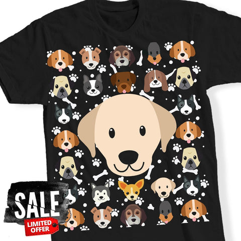 Hey Doggies T-Shirt 1