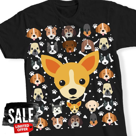 Hey Doggies T-Shirt 2