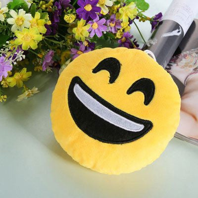 Awesome Emoticon Cushion - Awesome