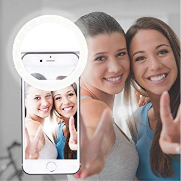 The Amazing Selfie Ring Light - The Amazing