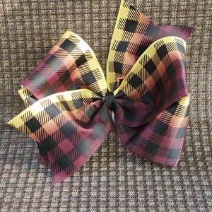 Yellow Ombre [BTB] - Plaid