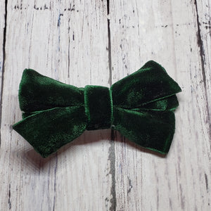 Dark Green [small basic] velvet