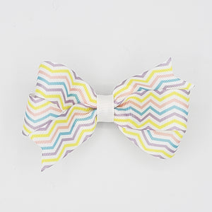 Pastel Chevron [small loop]