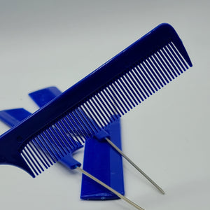 Metal Pin Tail Comb