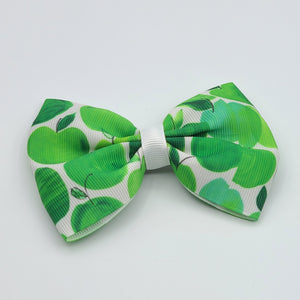 Green Apples [huge bowtie]