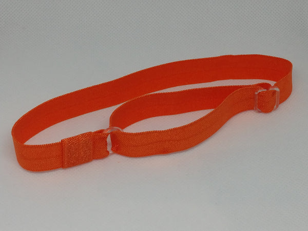 Autumn Orange Adjustable Headbands