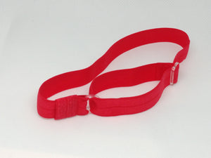 Red Adjustable Headbands