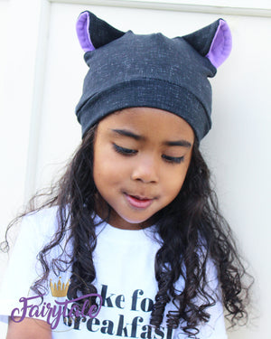 Black Cat Hat - Toddler
