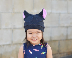 Black Cat Hat - Baby
