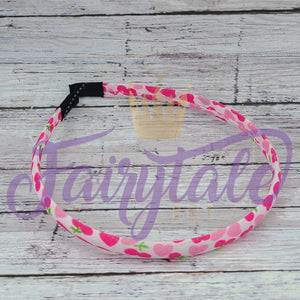 Cherry Snap Resistant Headband